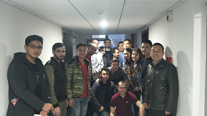 Lanzhou University:the second international student apartment has been repaired and renovated